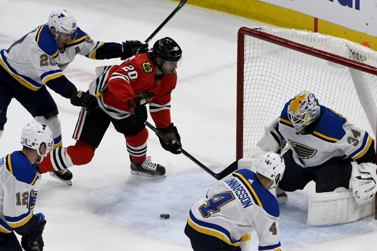 Blues exec believes hockey returns this season, and wants St. Louis to play a leading role | Hockey | pantagraph.com